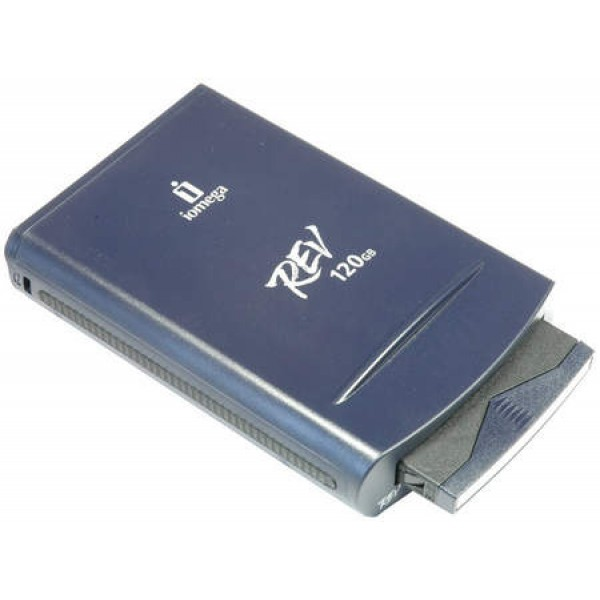 REV 120 GB USB