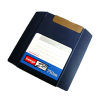 ZIP  750 disk (PC/MAC)