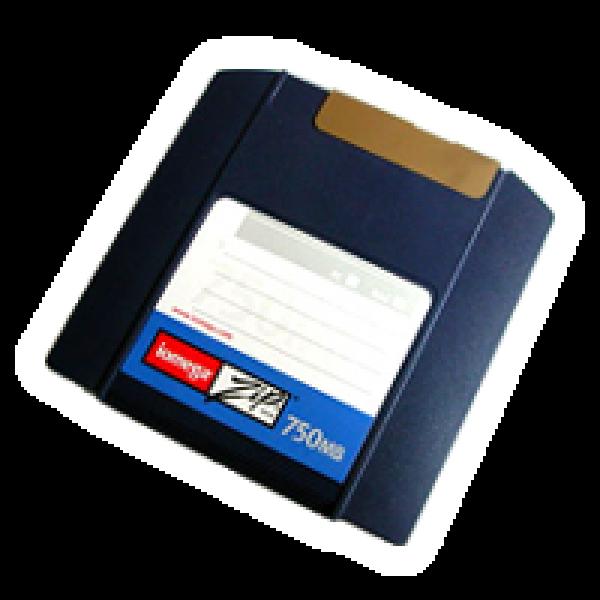 ZIP  750 disk (PC/MAC)